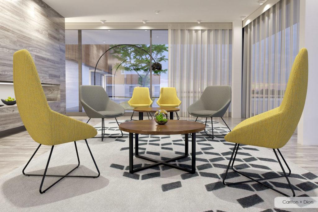 ERG Lounge Seating