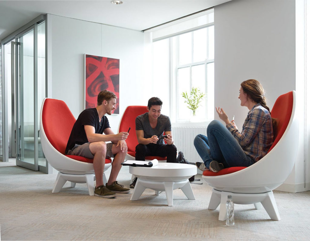 KI Lounge Seating