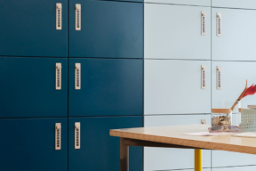 Heartwork Building Block Lockers