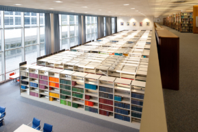 Spacesaver High Density Mobile Shelving