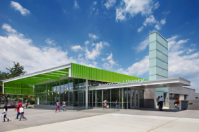 Anacostia Neighborhood Library Exterior