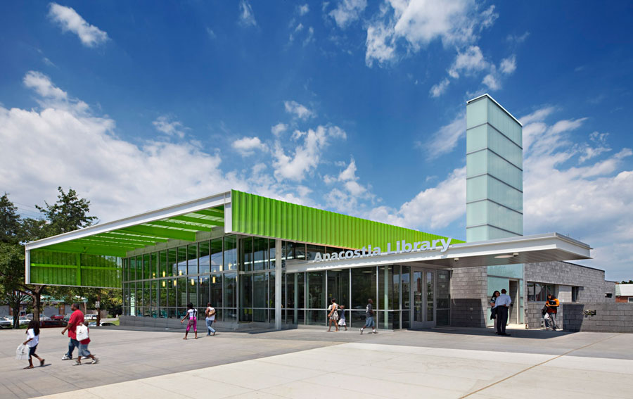 Anacostia Neighborhood Library