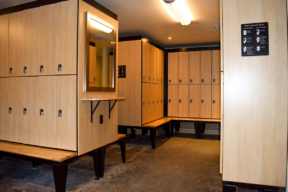 Spacesaver Hospitality Day-Use Lockers
