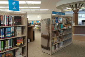 Spacesaver Library Shelving