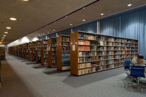 Spacesaver Military Shelving - Library Storage