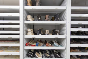 Spacesaver Museum Pull-Out - Configurable Shelving