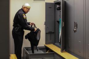 Spacesaver Public Safety Locker