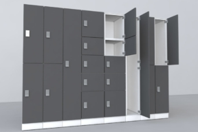 Spacesaver Day-Use Lockers