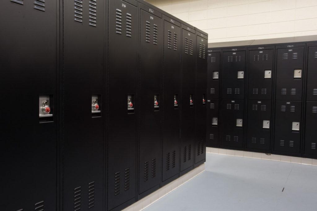 Spacesaver Lockers
