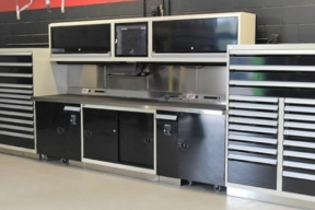 Rousseau Industrial Cabinets