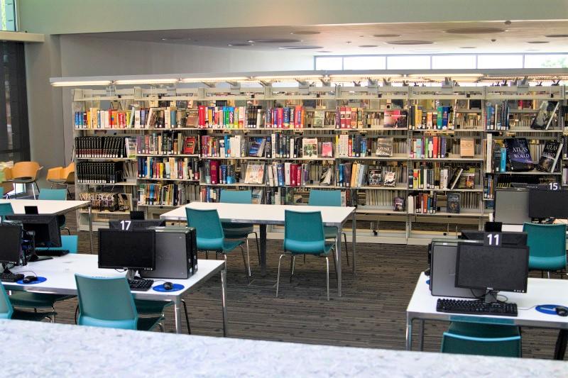 Anacostia Neighborhood Library