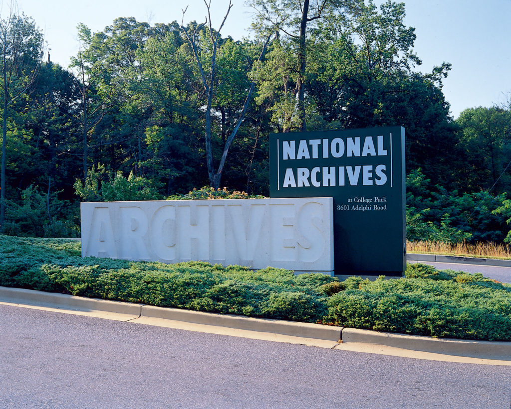National Archives II