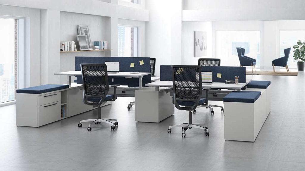 FOF Adjustable Desks