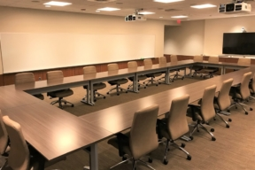 Indiana Furniture Conference Room