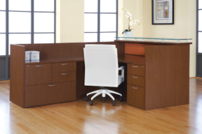 Indiana Furniture Reception Desk