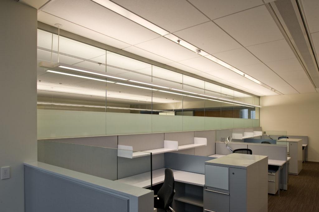 KI Lightline Wall and Workstations