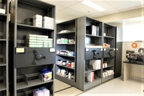 Spacesaver Mobile Shelving