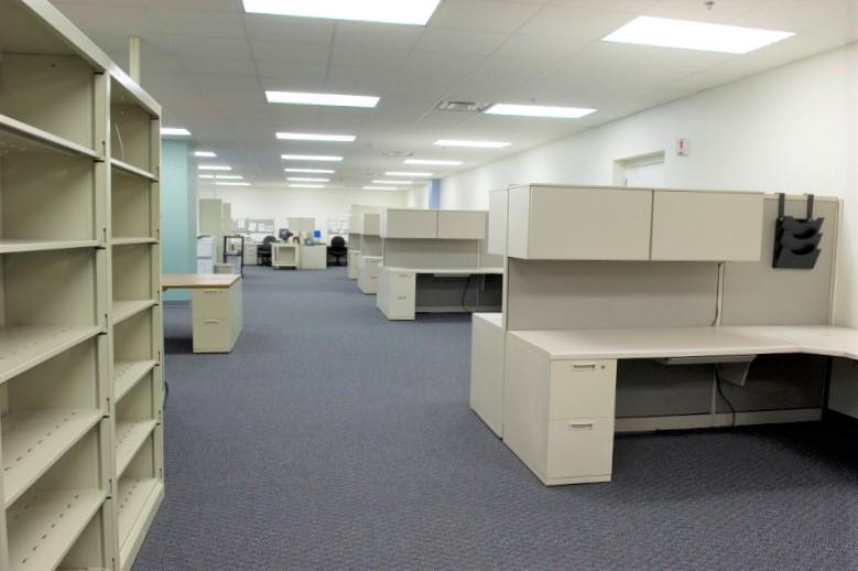 Spacesaver Workspace