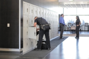 Spacesaver Lockers