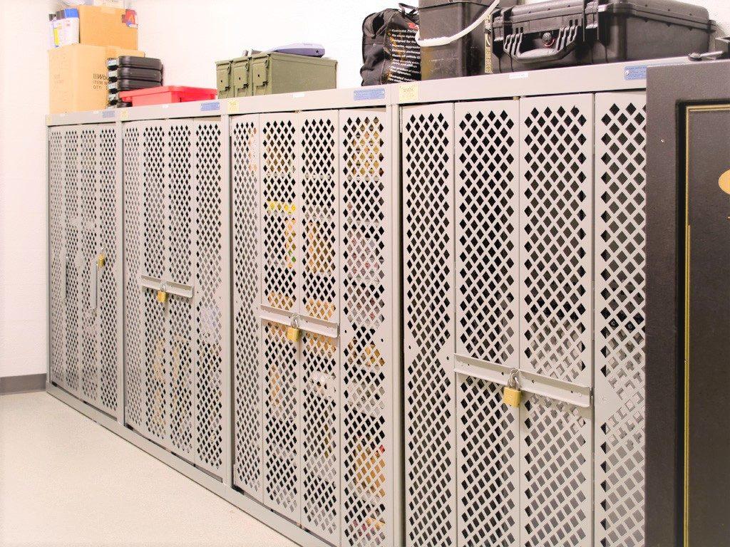 Spacesaver Industrial Lockers
