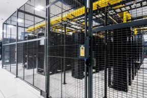 WireCrafters Server Cage