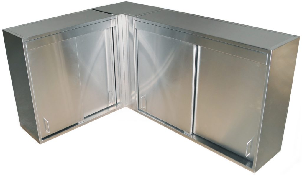 Eagle Stainless steel casework - cabinets
