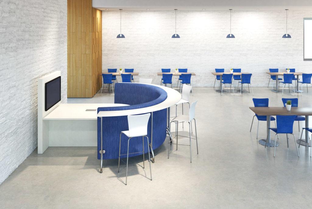 ERG Cafeteria Seating