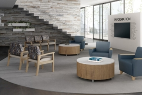 Healthcare Lounge Seating