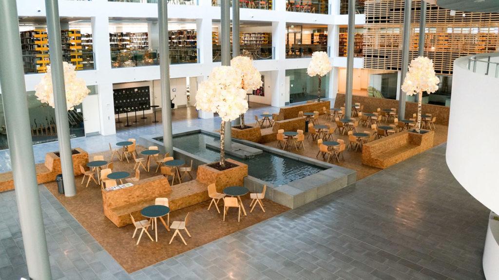 GFC Hospitality Lobby