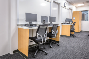 Hamilton Casework in education facility