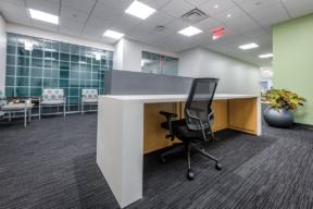 Laminate Hamilton Casework for medical office workstations