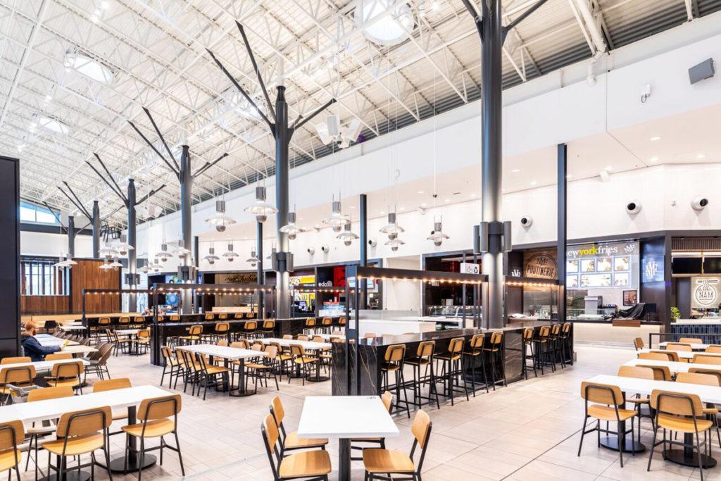 ISA Food Court