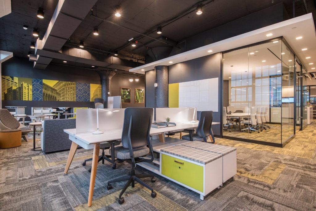 KI Office Layout