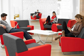 KI My Way Lounge Seating