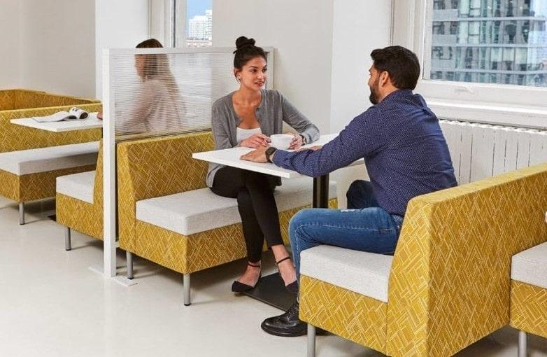 KI Booth Tables