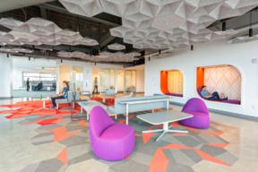 Kirei ceiling panels