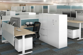 Maxon Furniture height adjustable desks