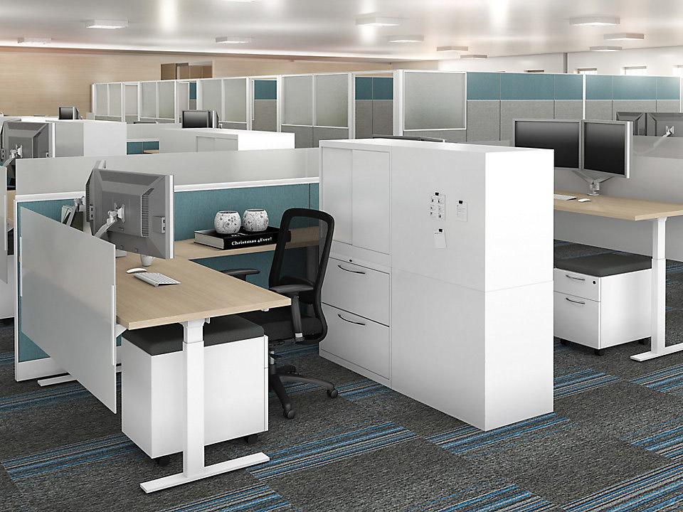 Maxon Furniture height adjustable desks