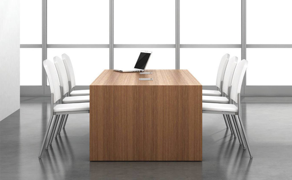 Nevins Collaborative Meeting Table