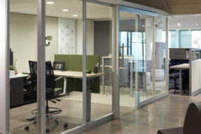 Trendway architectural walls