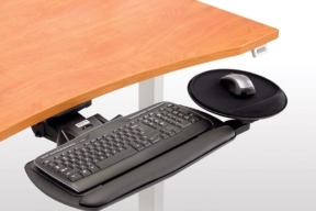 Workrite Ergonomics keyboard holder