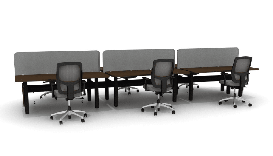 OFS Benching with Dividers