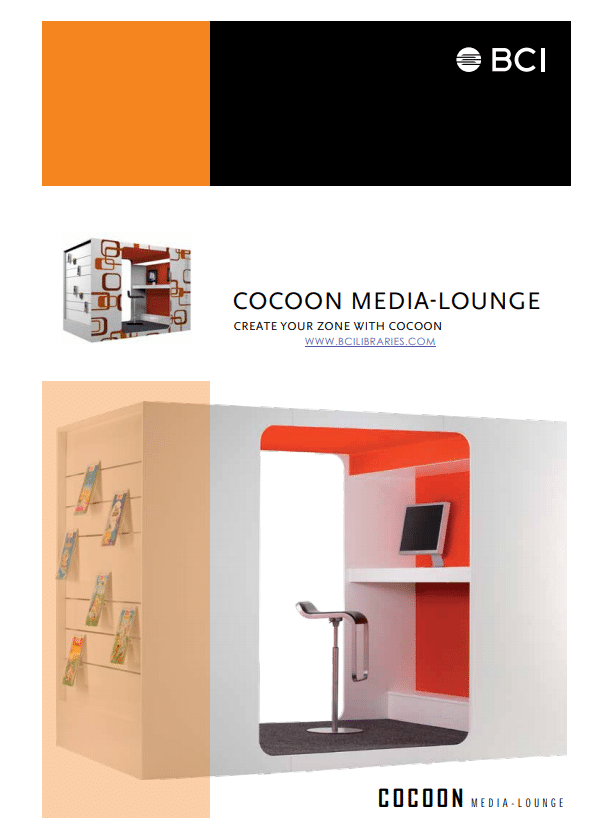 bci cocoon media lounge