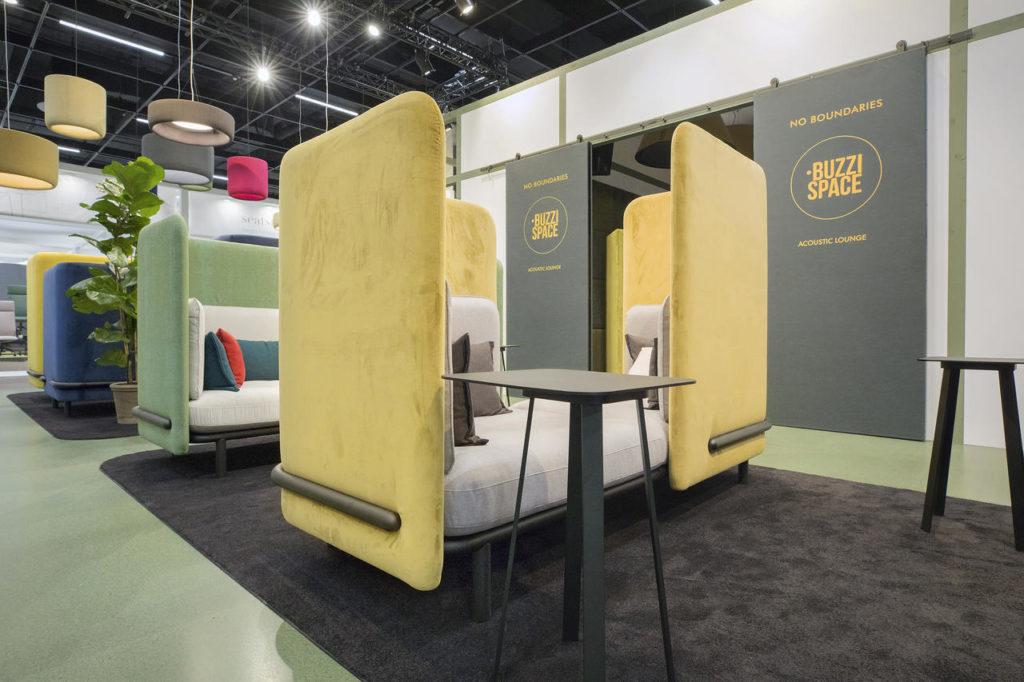 BuzziSpace Booth