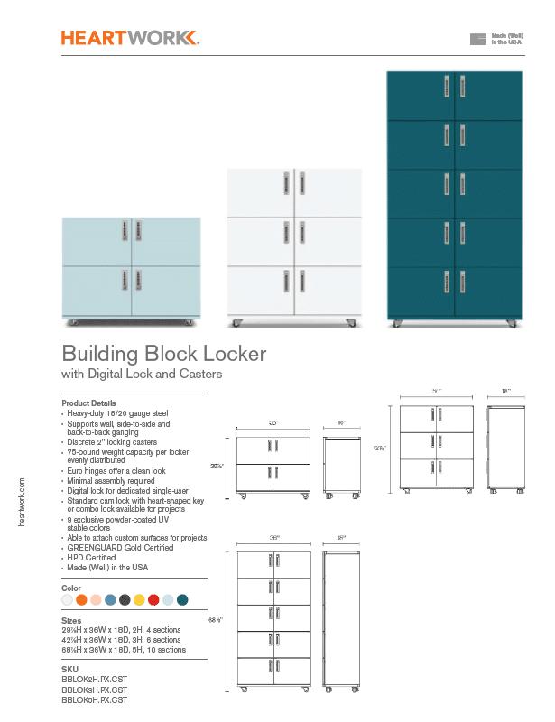 heartwork building block spec