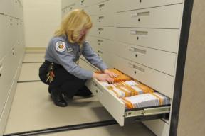 Flat file records storage - Public safety storage