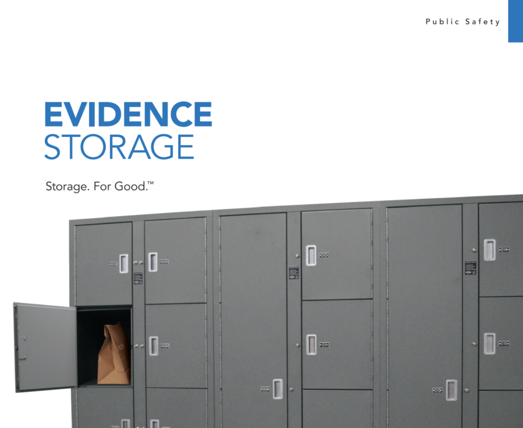 Evidence Locker Brochure