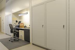 Short-Term Evidence Storage with Pass-Thru Evidence Locker