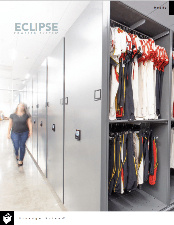 Eclipse Powered High-Density Mobile Shelving Brochure