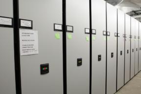 Electric High-Density Shelving